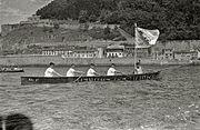 Rameur Type Aviron