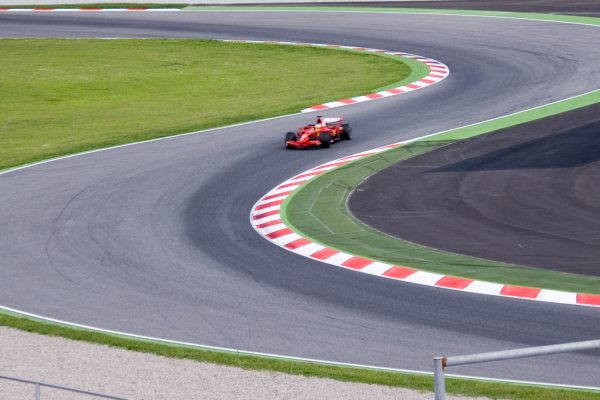 Tapis Circuit Voiture De Course
