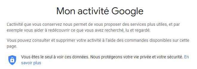 google contacts récupérer