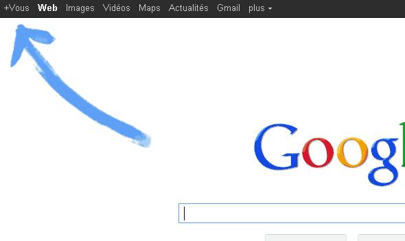 google mes contacts