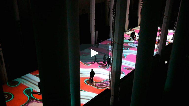 tapis réalité virtuelle